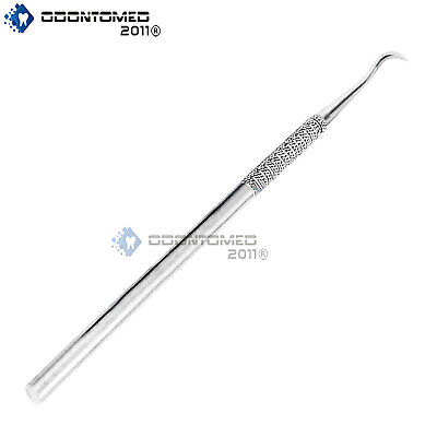 Dental Sickle scaler H6/H7 Jaquette Anterior Towner Periodontal Single Ended New