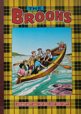 The Broons -  Published 1983 (Annual)