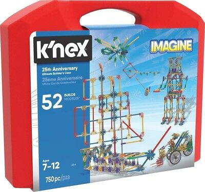 NEW K   Nex 25th Anniversary Ultimate Builders Case from Purple Turtle Toys
