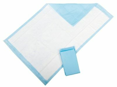 Large Disposable Incontinence Bed Pads Protection Sheets 60 x 90 cm pk of 100