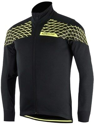 AlpineStars Brakeless Pro Shell Jacket - Black/Fluro - M - 2017 Mountain Bike