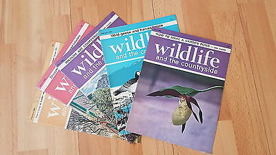 Vintage Magazines - Mainly About Wildlife 1960s - Very Good Condition - 6 Issues
