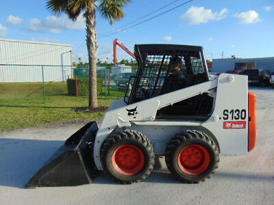2006 Bobcat S-130 Wheel Loader - Only 5200 Lbs - New Tires - Quick Coupler