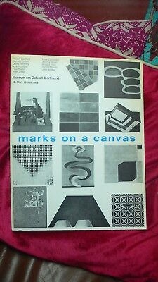 DAVID HOCKNEY, BRIDGET RILEY, ALLEN JONES & others-1969- exhibition catalogue