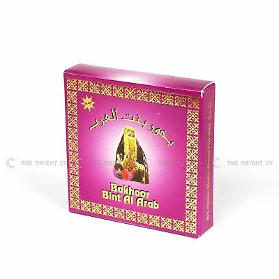 Bakhoor Bint Al Arab Home Fragrance Incense Smell Bakhur by Hassan Shahin 40g