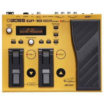 Roland GP-10S Guitar Processor And Synth - B Stock