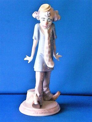 "Discontinued Lladro ""circus Days"" 6916 Figurine"
