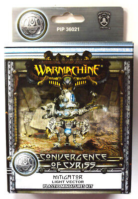 Warmachine Convergence of Cyriss Mitigator Light Vector PIP 36021 - NEW