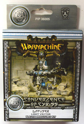Warmachine Convergence of Cyriss Diffuser Light Vector PIP 36005 - NEW