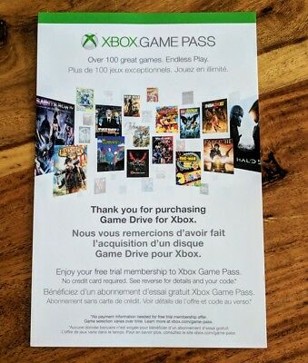 Xbox Game Pass 2 Monate Mitgliedschaft Code Live Download Key One S X 360 NEU **