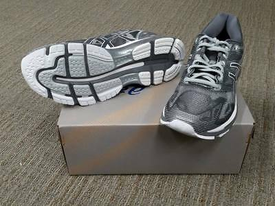 new concept ba559 4f666 NIB ASICS MEN'S T702N.9701 Gel-Nimbus 19 (4E) Neutral Running Size 9.5  X-Wide