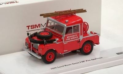 1957 Land Rover Series I 88 - Fire Applianc by Truescale Miniatures  TSM144324