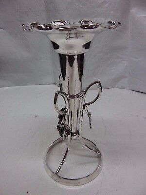 Silver Plate Epergne