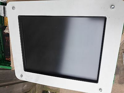 """Elo Touch Screen 12"""" Hmi Et1247L-8Cwa-1-G Little Used Free Uk Post"""