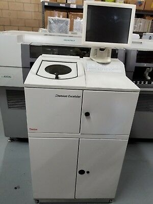 Thermo Scientific Shandon Excelsior Tissue Processor Pn:a78400001 For Sale As Is