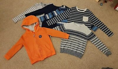Boys 5-6 years long sleeve Top and jumper Bundle. Excellent condition