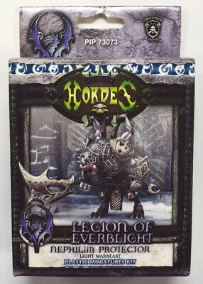 Hordes Legion of Everblight Nephilim Protector Light Warbeast PIP 73073 - NEW