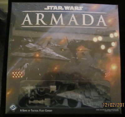 Star Wars Armada (core) Game, STAR WARS, New Factory sealed