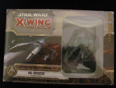 X-WING IG-2000 STAR WARS New Factory sealed