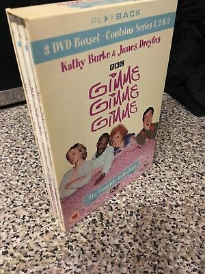 Gimme Gimme Gimme The Complete Collection DVD Boxset