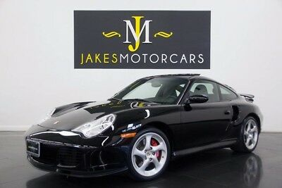 2003 Porsche 911 Turbo Coupe 6-SPEED***ONLY 963 MILES!***1-OWNER*** 2003 PORSCHE 911 TURBO 6-SPEED, ONLY 963 MILES! 1-OWNER! COLLECTOR CAR! PRISTINE