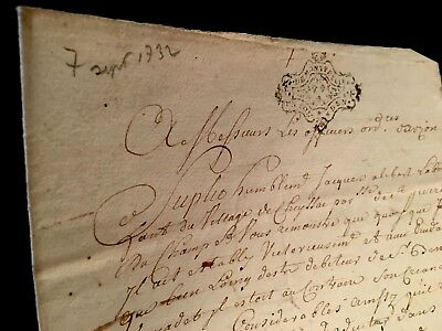 Old Document 1732