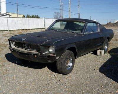 1968 Ford Mustang J-Code 1968 Mustang Fastback Project J-Code 302 Highland Green Marti Report