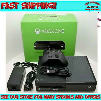 XBOX ONE CONSOLE 500gb or 1tb | Pick your Bundle with Games + Movies + Headset