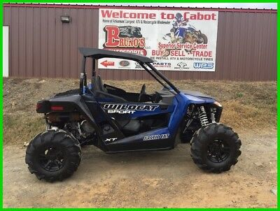 2015 Arctic Cat Wildcat 700 4X4 Super Clean Ready To Ride (Free Shipping)
