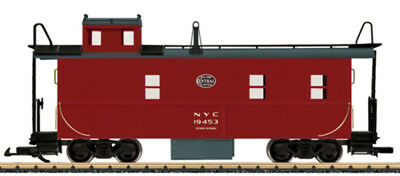 LGB - 42793 - Caboose undecorated - G Scale 1:22.5