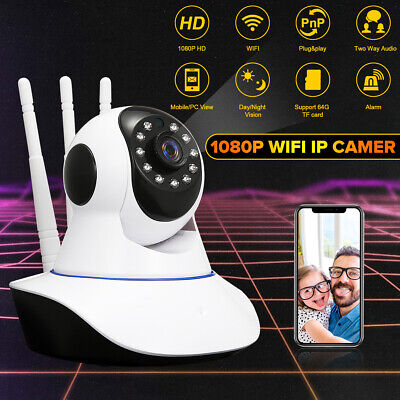 DIGOO HD 960P IR Wired Wireless Wifi IP Camera Baby Monitor Home Security CCTV