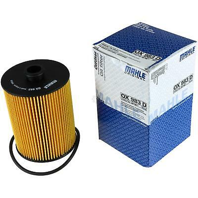Genuine Mahle / KNECHT OX 983D Oil Filter