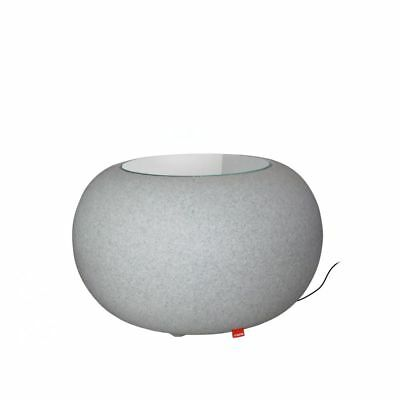 Table basse pouf Bubble Granite Outdoor MOREE