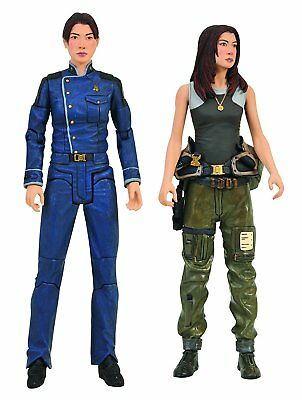 Battlestar Galactica: Boomer & Athena Action Figure Two-Pack
