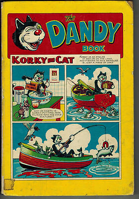THE DANDY BOOK (Annual) 1958