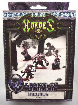 Hordes Legion of Everblight Incubus Solo PIP 73031 - NEW