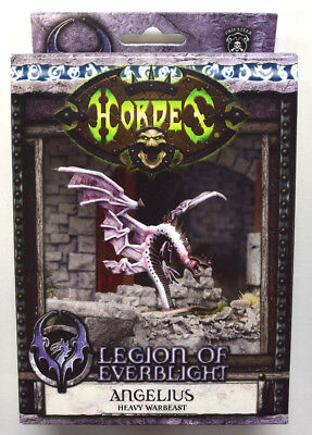 Hordes Legion of Everblight Angelius Heavy Warbeast PIP 73021 - NEW