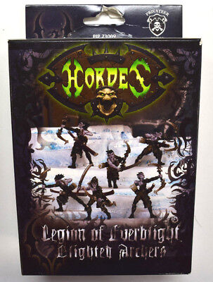 Hordes Legion of Everblight Blighted Archers PIP 73009 - NEW