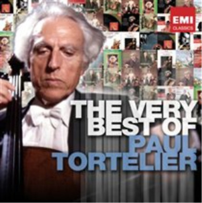 The Very Best of Paul Tortelier  (US IMPORT)  CD NEW