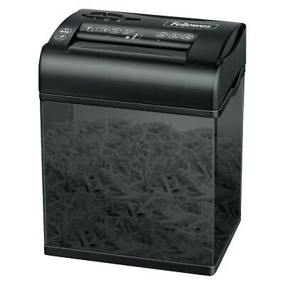 New Sheet Cross-Cut Paper/Credit Card/Staples Shredder w/ Basket Home Office