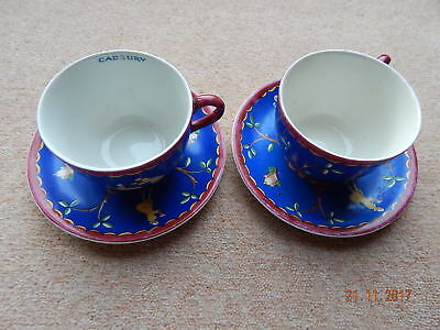 Cadbury's Chocolate Cup and Saucer by J & G Meakin