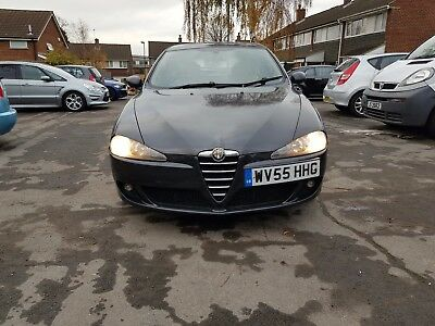 Alfa Romeo 147 - 1.9 JTD 16v - 150 BHP - 2005 Facelift Model