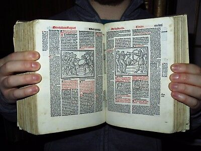 P-INCUNABLE -1514- DECRETALS POPE Gregory IX CANON LAW -about 200 woodcuts- RARE