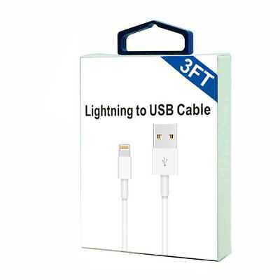Lot/24 Lightning USB Cable For iPhone X,iPhone 8, iPhone 7, iPads Wholesale
