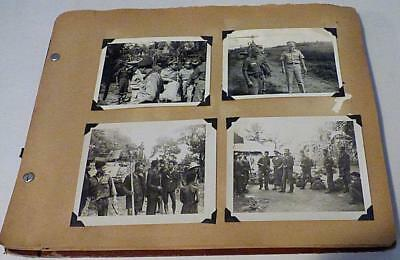 Army Officer's Archive including an Early Vietnam Photograph Album - 1942-1973