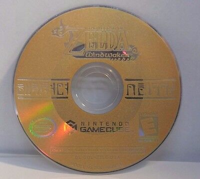 Legend of Zelda: The Wind Waker (Nintendo GameCube, 2003)(DISC ONLY) #8903