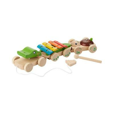 NEW Pull Along Musical Croc Learning  Educational Toy Kids Childrens Toys