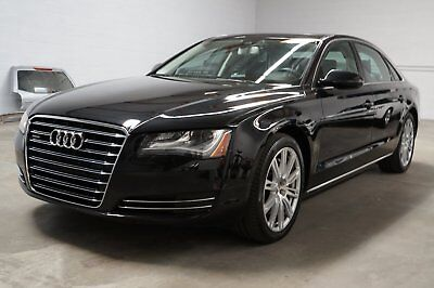 2011 Audi A8 Quattro Audi A8 L 4.2 Quattro LWB with Rear Seat package. No accident. No stories. DEAL!