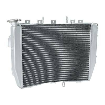 Silver Replacement Radiator Cooler Cooling For Kawasaki ZX10R ZX-10R 2004-2005