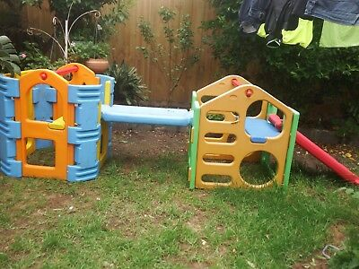 2 x Pacific Creations Conecting Climbing Frames Good Condition